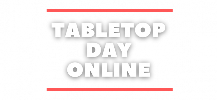 Tabletop Day Online - Transparent Logo - v1